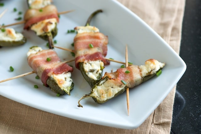 Ridiculously Easy Jalapeno Poppers Recipe with Video
