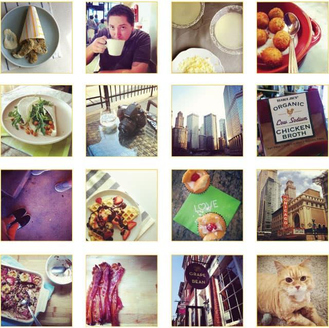 Inspired Taste - Instagram Photos June - July