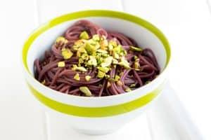 Red Wine Pasta Recipe
