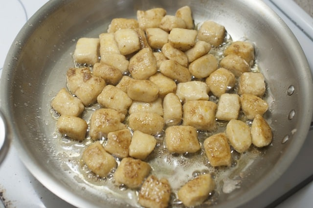How to Make Ricotta Gnocchi