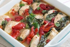 Baked-Roasted-Red-Pepper-and-Chicken-Casserole-Recipe-2.jpg