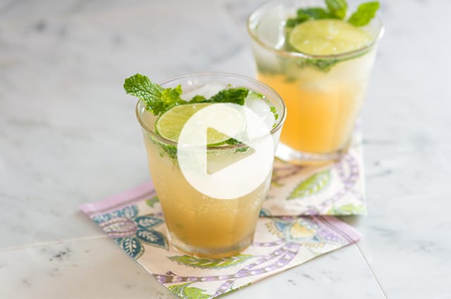 Classic Mojito Recipe Video
