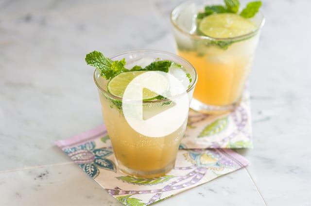 Classic Mojito Recipe Video