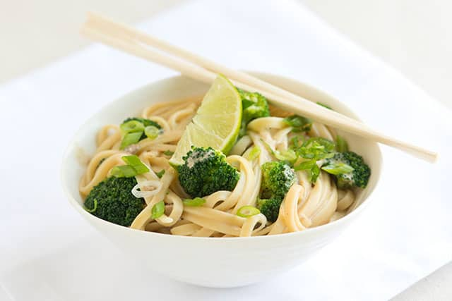 Miso Mushroom Pasta Recipe