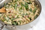 Yogurt-Pasta-with-Bacon-and-Snap-Peas-Recipe.jpg