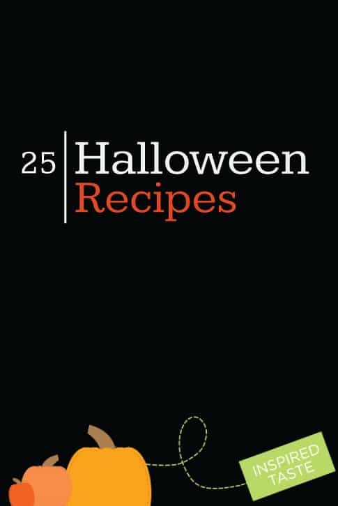 25 Favorite Halloween Recipes