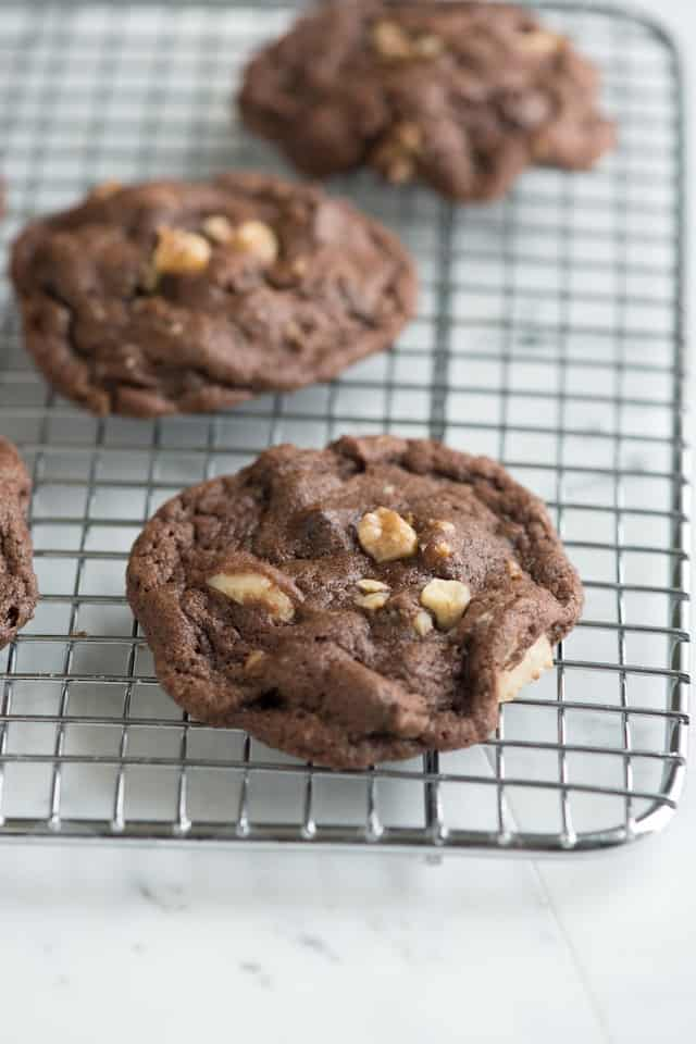 Chocolate Walnut Cookies Recipe