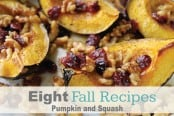 Eight Fall Recipes Pumpkin and Squash Recipes