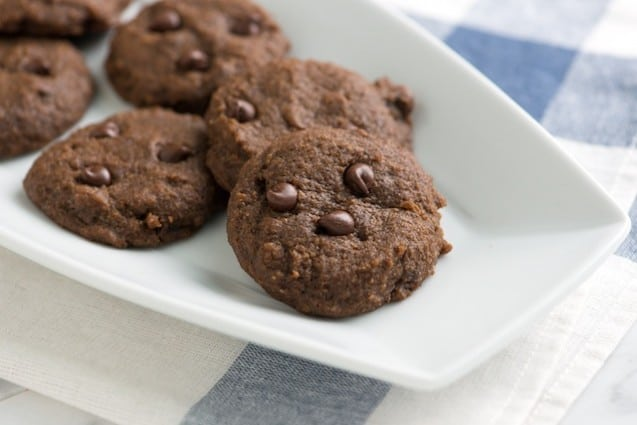 Soft Ginger Cookies with Chocolate Chips Recipe