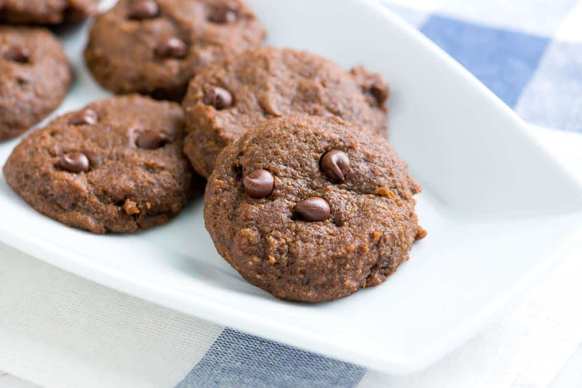 Soft Ginger Cookies Recipe with Chocolate Chips