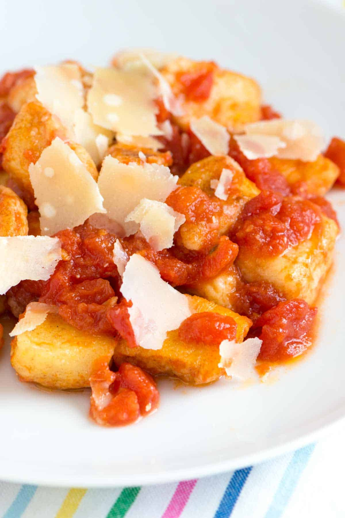 How to Make Homemade Gnocchi with Ricotta Cheese