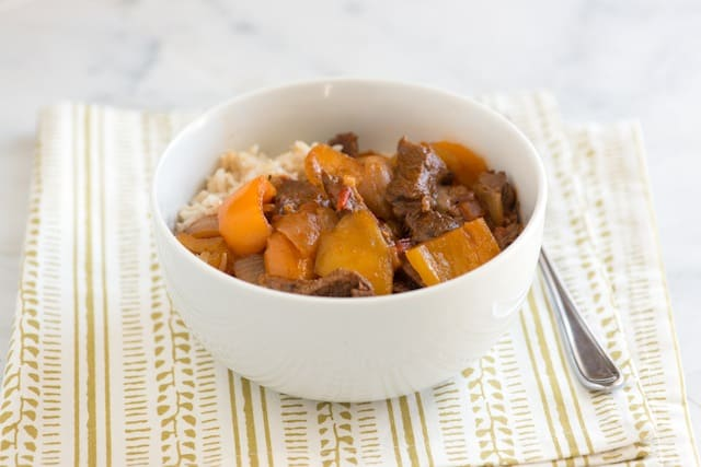 Pepper Steak Slow Cooker Recipe