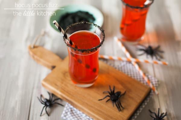 Hocus Pocus Fizz Drink