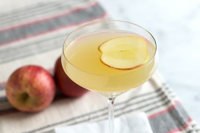 Ginger Apple Martini Recipe