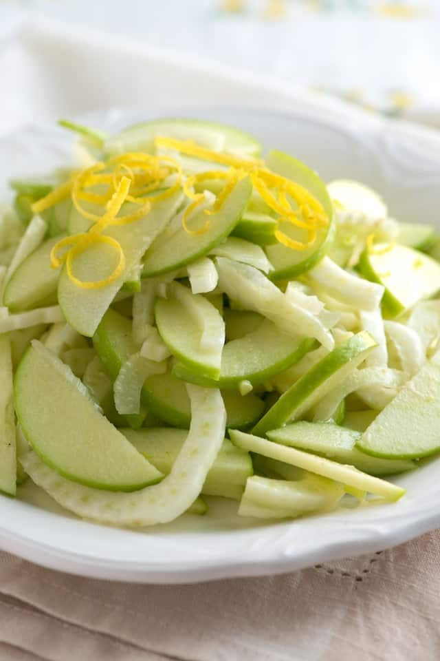 Apple and Fennel Salad Recipe