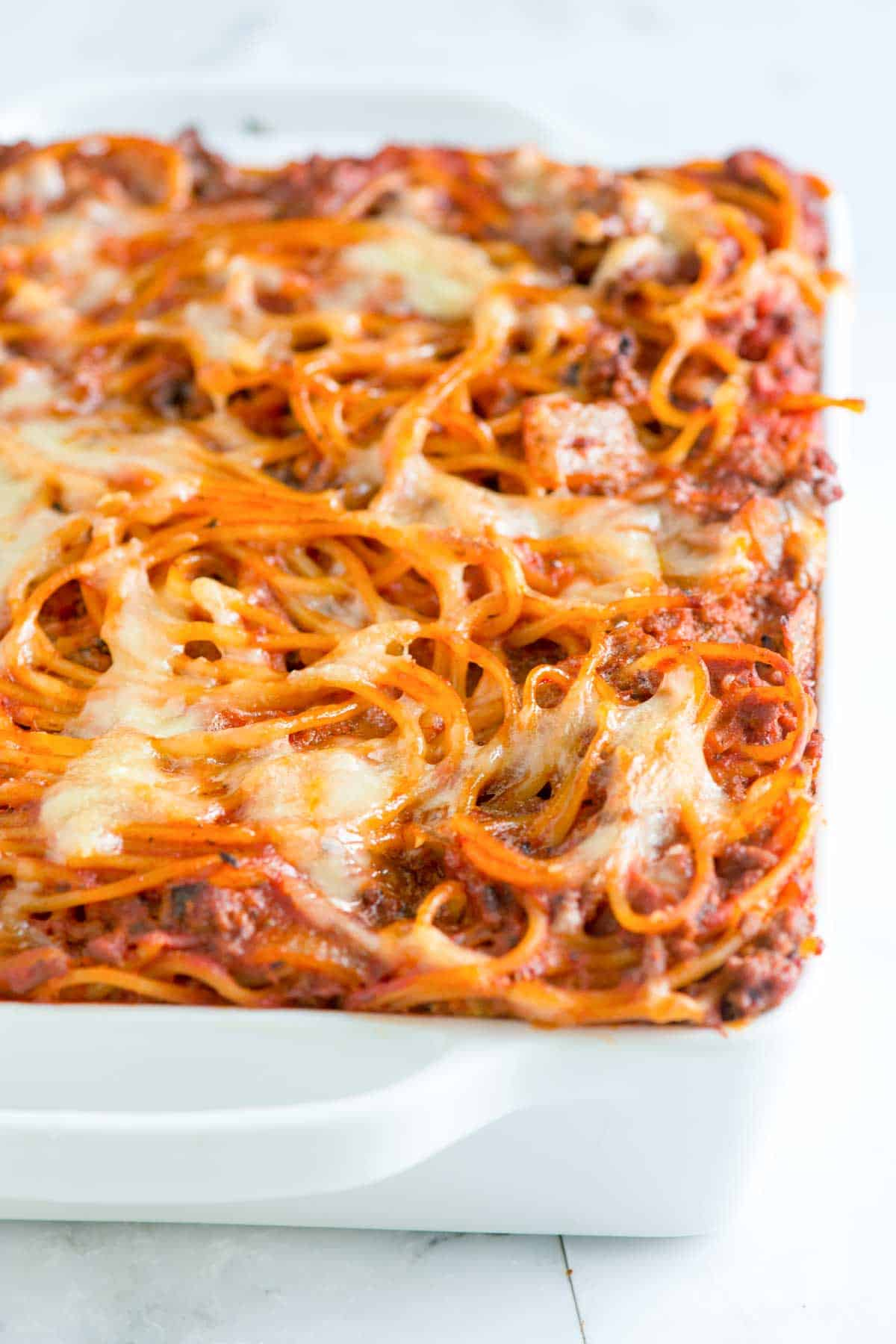 How to Make the Best Baked Spaghetti