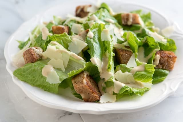 Did you like our Easy Caesar Salad Recipe with Butter Croutons? If so ...