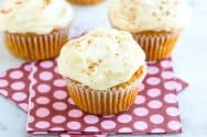 Easy Pumpkin Cupcakes Recipe from Scratch