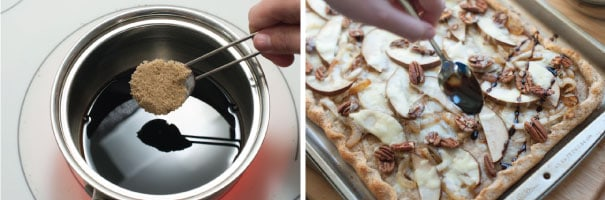 Pear Pizza Recipe Step 3