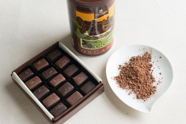 Sea Salt Caramels & Organic Cocoa Giveaway