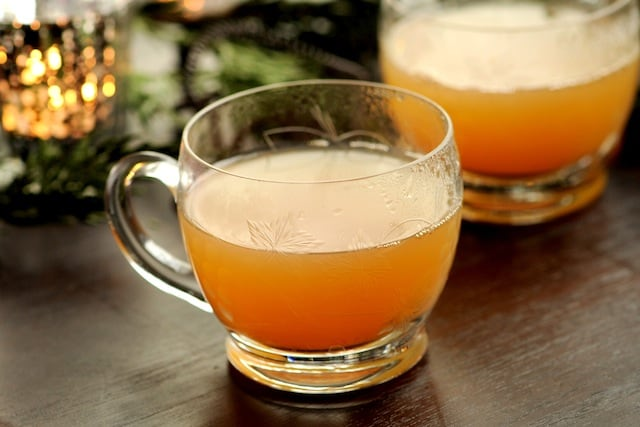 Spiced Spiked Cider Recipe
