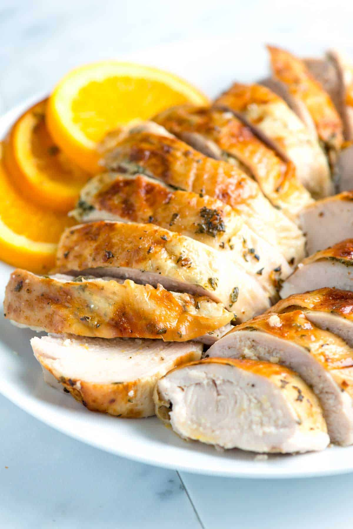 How To Make the Juiciest Turkey Breast Ever!