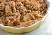 Apple Crisp Recipe with Oats Recipe