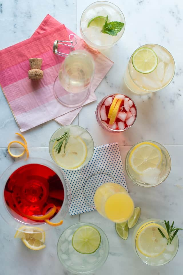 Celebrate with Our Favorite Cocktail Recipes