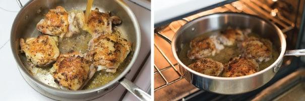 Easy Lemon Chicken Recipe Step 2