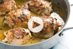 Lemon Chicken Recipe with Video