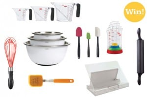 Oxo Holiday Baking Set