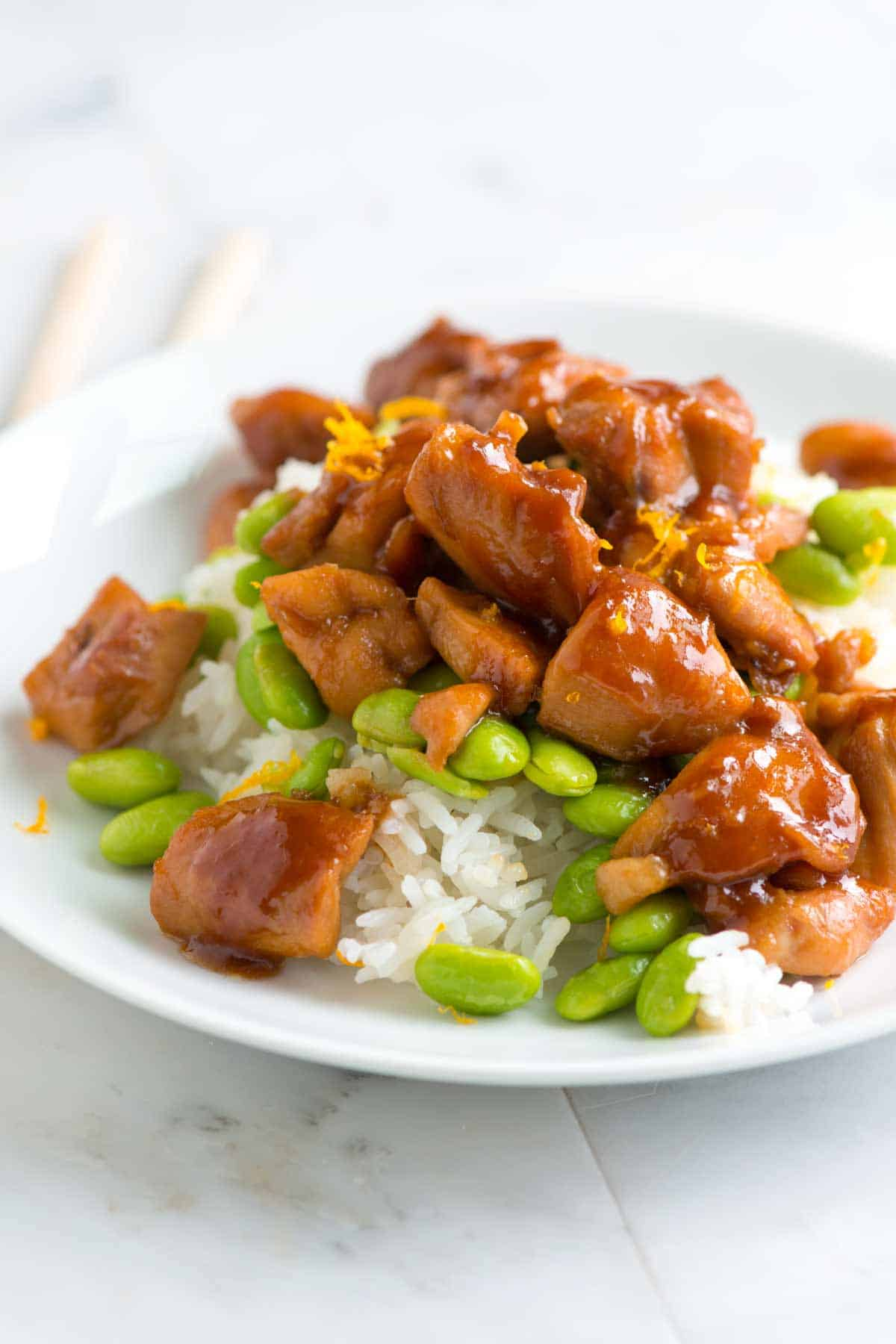 How to Make Chicken Teriyaki in 30 Minutes