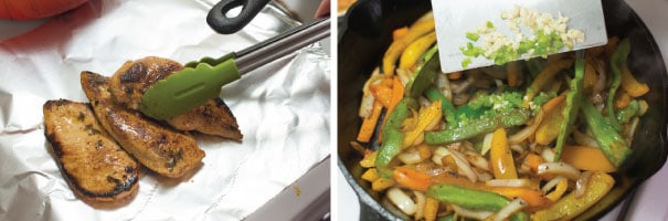 Chicken Fajita Recipe Step-2