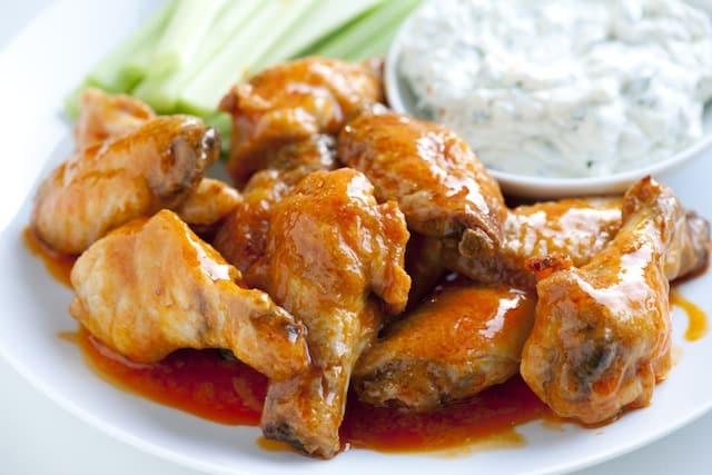 Easy Hot Wing Recipe