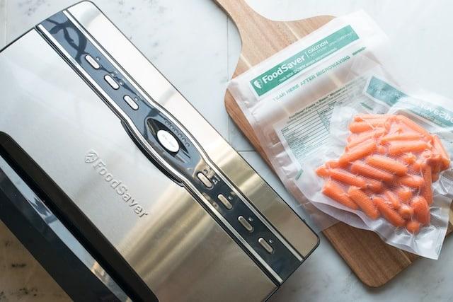 Foodsaver Vacuum Sealer Giveaway