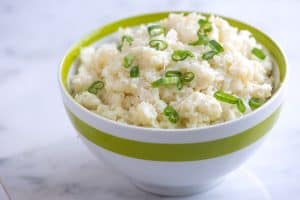 20 Minute Mashed Cauliflower Recipe