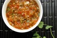 Roasted Tomato Salasa