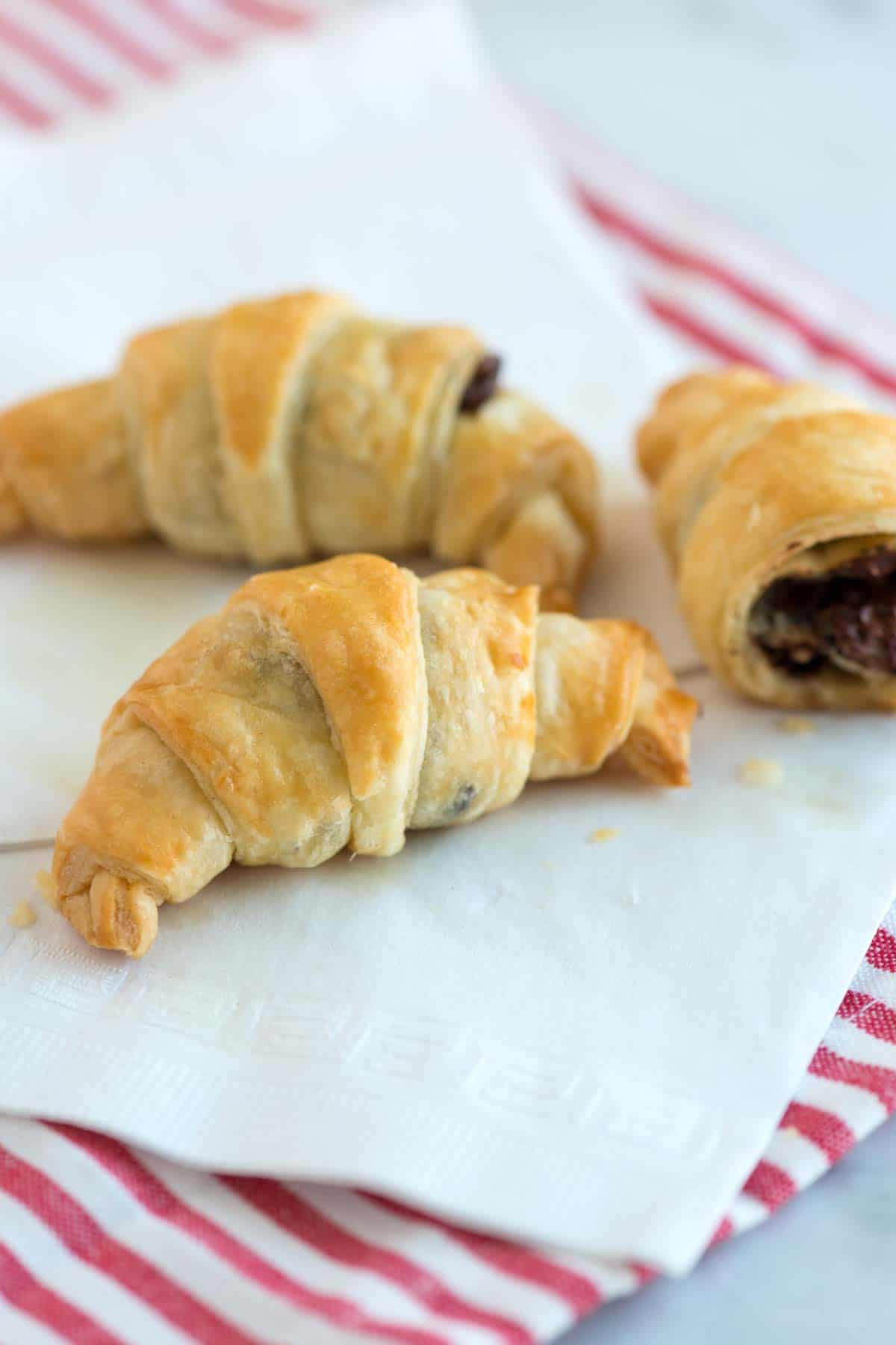 Croissant Recipe in 30 Minutes