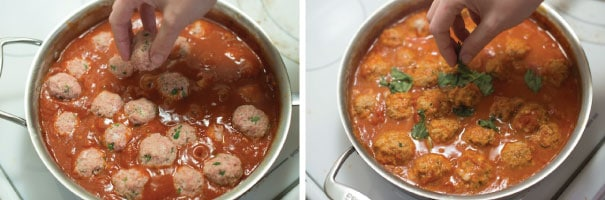 Turkey Meatball Recipe Step 3
