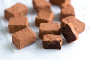 Dark Chocolate Truffles Recipe Video