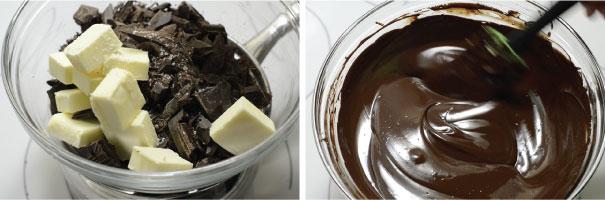 Chocolate Truffles Step 1