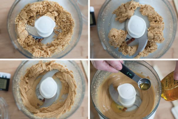 Peanut Butter Step-1