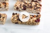 Granola Bar Recipe with Video