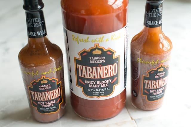 Tabanero Hot Sauce Giveaway