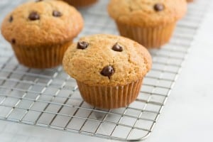 Chocolate Chip Muffins Recipe-1