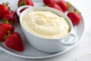 Easy Fruit Dip Recipe