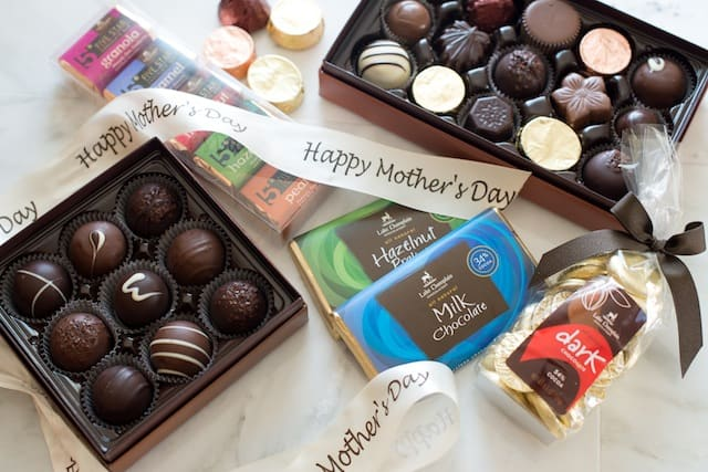 Mothers Day Chocolate Giveaway