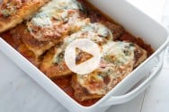 Chicken Parmesan Recipe Video