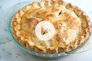 Flaky Pie Crust Recipe with Video