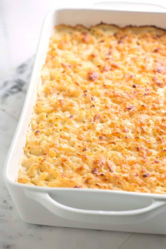 Crazy Good Macaroni and Cheese Recipe